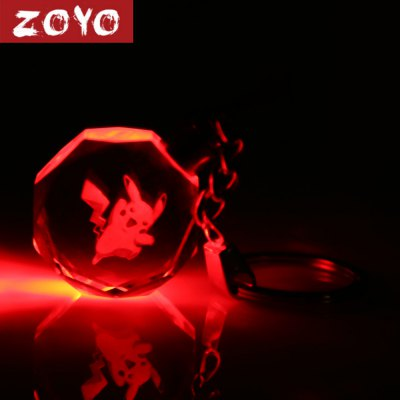 ZOYO Cartoon Figure Style Key Chain Hanging Pendant