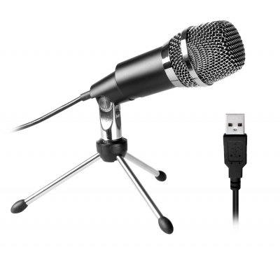 FIFINE K668 USB Stereo Microphone