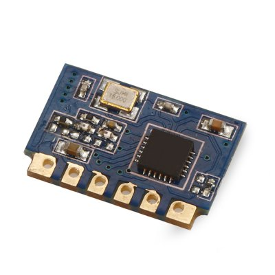 LR24A - TX1 2.4G Transmitter Receiver ModuleTransmitters &amp; Receivers module<br>LR24A - TX1 2.4G Transmitter Receiver Module<br><br>Package Contents: 1 x Module, 1 x English User Manual<br>Package Size(L x W x H): 13.00 x 8.00 x 3.00 cm / 5.12 x 3.15 x 1.18 inches<br>Package weight: 0.0300 kg<br>Product Size(L x W x H): 1.80 x 1.30 x 0.20 cm / 0.71 x 0.51 x 0.08 inches<br>Product weight: 0.0010 kg<br>Transmission Type: WiFi