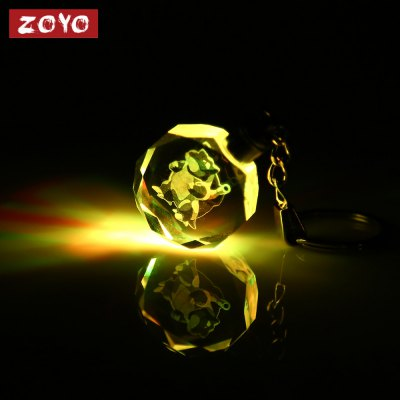 ZOYO Animation Character Theme Key Chain with Light