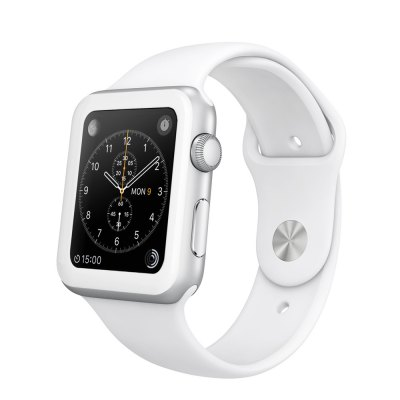 Link Dream Tempered Glass Screen Film for Apple Watch 38mmApple Watch Screen Protectors<br>Link Dream Tempered Glass Screen Film for Apple Watch 38mm<br><br>Brand: Link Dream<br>Color: Black,Gold,Silver,White<br>Function: for Apple Watch 38mm<br>Material: Tempered Glass<br>Package Contents: 1 x Tempered Glass Film, 1 x Dust Remover, 1 x Wet Wipes, 1 x Dry Wipes<br>Package size: 10.00 x 6.00 x 2.00 cm / 3.94 x 2.36 x 0.79 inches<br>Package weight: 0.050 kg<br>Product weight: 0.005 kg
