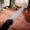 PA47 Liner Lock Folding Knife with Semi-auto Open Design photo