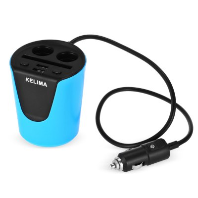 KELIMA Cup Car Charger
