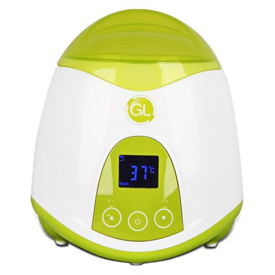 Gland Electronics NQ - 808 Multifunctional Bottle WarmerBaby Gear<br>Gland Electronics NQ - 808 Multifunctional Bottle Warmer<br><br>Brand: Gland Electronics<br>Material: ABS,PP<br>Voltage: 110V<br>Product weight: 0.580 kg<br>Package weight: 0.660 kg<br>Product size (L x W x H): 15.50 x 15.50 x 17.50 cm / 6.1 x 6.1 x 6.89 inches<br>Package size (L x W x H): 16.80 x 16.80 x 15.60 cm / 6.61 x 6.61 x 6.14 inches<br>Package Contents: 1 x Bottle Warmer ( with Charger ), 1 x English User Manual