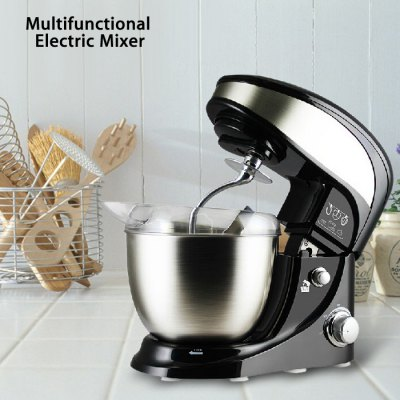 Multifunctional Electric Low Noise Dough Mixer