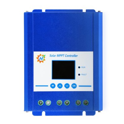40A MPPT TFT Solar Charge Controller