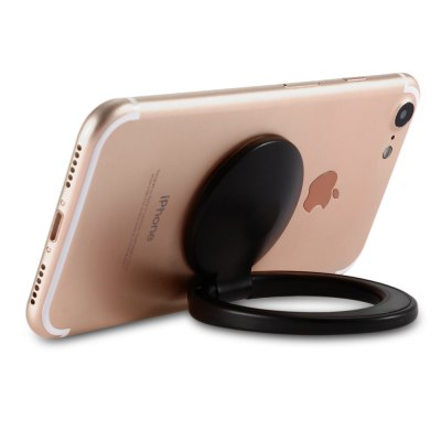 Creative Magnetic Suction Phone Ring Bracket