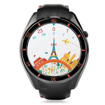 IQI I3 Android 5.1 1.39 pollici 3G Smartwatch Phone