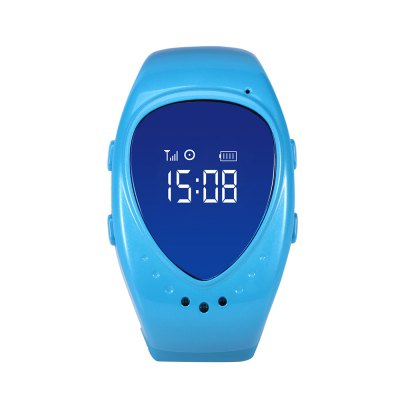 A6 Children Smartwatch PhoneSmart Watch Phone<br>A6 Children Smartwatch Phone<br><br>Additional Features: Wi-Fi, People, 2G<br>Battery: 1 x 400mAh<br>Bluetooth: No<br>Bluetooth Version: No<br>Camera type: No camera<br>Cell Phone: 1<br>CPU: MTK6261<br>External Memory: Not Supported<br>Frequency: GSM850/900/1800/1900MHz<br>GPS: Yes<br>Languages: Chinese/English<br>Network type: GSM<br>Package size: 13.00 x 9.00 x 7.00 cm / 5.12 x 3.54 x 2.76 inches<br>Package weight: 0.203 kg<br>Power Adapter: 1<br>Product size: 4.50 x 3.30 x 1.30 cm / 1.77 x 1.3 x 0.51 inches<br>Product weight: 0.038 kg<br>Screen size: 0.66 inch<br>Screen type: OLED<br>SIM Card Slot: Single SIM<br>Type: Watch Phone<br>USB Cable: 1<br>Wireless Connectivity: GSM