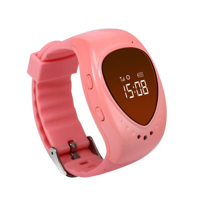 A6 Children Cell Phone Smart WatchSmart Watch Phone<br>A6 Children Cell Phone Smart Watch<br><br>Additional Features: Wi-Fi, People, 2G<br>Battery: 1 x 400mAh<br>Bluetooth: No<br>Bluetooth Version: No<br>Camera type: No camera<br>Cell Phone: 1<br>CPU: MTK6261<br>External Memory: Not Supported<br>Frequency: GSM850/900/1800/1900MHz<br>GPS: Yes<br>Languages: Chinese/English<br>Network type: GSM<br>Package size: 13.00 x 9.00 x 7.00 cm / 5.12 x 3.54 x 2.76 inches<br>Package weight: 0.203 kg<br>Power Adapter: 1<br>Product size: 4.50 x 3.30 x 1.30 cm / 1.77 x 1.3 x 0.51 inches<br>Product weight: 0.038 kg<br>Screen size: 0.66 inch<br>Screen type: OLED<br>SIM Card Slot: Single SIM<br>Type: Watch Phone<br>USB Cable: 1<br>Wireless Connectivity: GSM