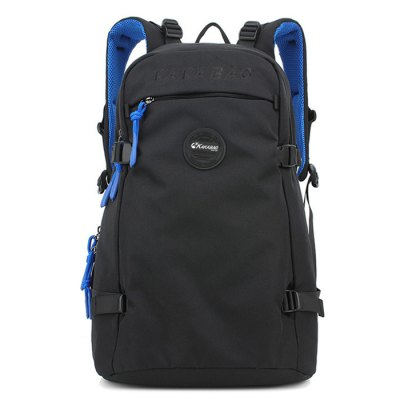 Kaka 2212 Leisure BackpackBackpacks<br>Kaka 2212 Leisure Backpack<br><br>Bag Capacity: 35L<br>Brand: Kaka<br>Capacity: 31 - 40L<br>Color: Black,Blue,Gray<br>Features: Laptop Bag, Ultra Light<br>For: Hiking, Traveling, Camping<br>Material: Oxford Fabric<br>Package Contents: 1 x Kaka 2212 Backpack, 1 x Sunglasses<br>Package size (L x W x H): 33.00 x 10.00 x 36.00 cm / 12.99 x 3.94 x 14.17 inches<br>Package weight: 1.130 kg<br>Product size (L x W x H): 32.00 x 17.00 x 50.00 cm / 12.6 x 6.69 x 19.69 inches<br>Product weight: 1.050 kg<br>Type: Backpack