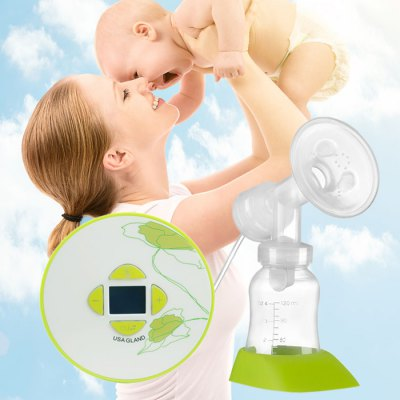 Gland Electronics P - 7 Electric PPBreast Pump for Mother
