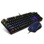 Motospeed CK666 Optical Mechanical Keyboard Mouse Combo