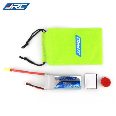 Original JJRC 11.1V 3S 2000mAh 30C XT60 Plug Battery