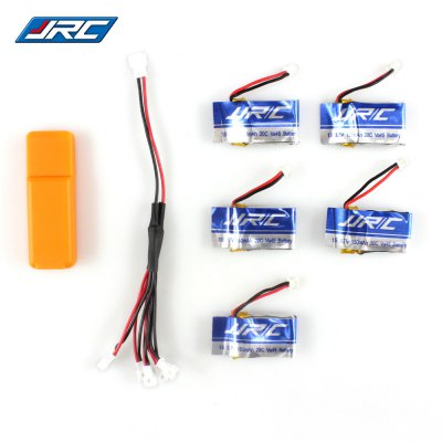 Original JJRC Battery and Charger Set A