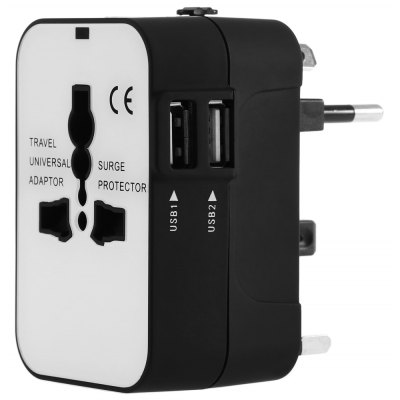 Universal International Travel Adapter Power Plug Converter