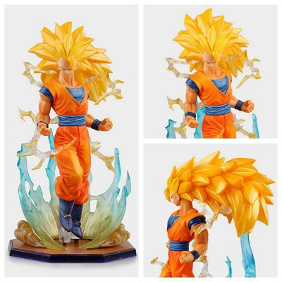 Collectible PVC Figurine Toy - 7 inch