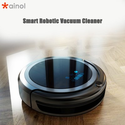 ainol A - S7 Smart Robotic Vacuum Cleaner Cordless Sweeping Cleaning Machine Self-recharging Timing Function