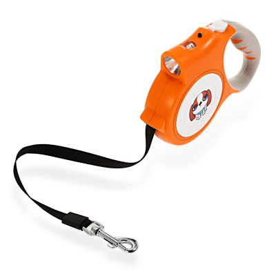 Retractable 5m Running Pet Dog Hauling Cable