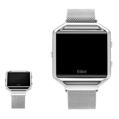 hoco Milanese Strap for Fitbit Blaze Smart WatchWatch Accessories<br>hoco Milanese Strap for Fitbit Blaze Smart Watch<br><br>Brand: hoco<br>Type: Smart watch / wristband band<br>Material: Stainless Steel<br>Color: Black,Silver<br>Product weight: 0.030 kg<br>Package weight: 0.134 kg<br>Product size (L x W x H): 22.30 x 2.00 x 0.80 cm / 8.78 x 0.79 x 0.31 inches<br>Package size (L x W x H): 23.80 x 6.50 x 2.00 cm / 9.37 x 2.56 x 0.79 inches<br>Package Contents: 1 x hoco Milanese Strap for Fitbit Blaze Smart Watch