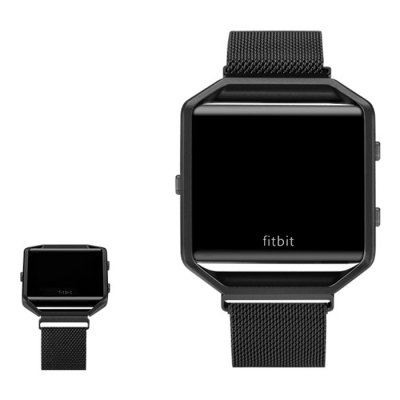hoco Milanese Strap for Fitbit Blaze Smart Watch