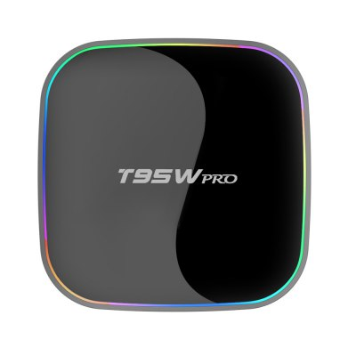 Sunvell T95Wpro TV Box Amlogic S912 Octa CoreTV Box<br>Sunvell T95Wpro TV Box Amlogic S912 Octa Core<br><br>5G WiFi: Yes<br>Audio format: WMA, WAV, TrueHD, RM, OGG, MPEG, OGA, MP3, HD, AAC, ACC, APE, DDP, DTS, FLAC<br>Bluetooth: Bluetooth4.0<br>Brand: Sunvell<br>Color: Black<br>Core: 2.0GHz, Octa Core<br>CPU: Amlogic S912<br>Decoder Format: HD MPEG4, HD MPEG1/2/4, H.263, H.264, H.265, H.265/AVC, RealVideo8/9/10, RM/RMVB, Xvid/DivX3/4/5/6, HD AVC/VC-1<br>DVD Support: Yes<br>External Subtitle Supported: No<br>GPU: ARM Mali-T820MP3<br>HDMI Version: 2.0<br>Interface: AV, HDMI, DC Power Port, SD Card Slot, USB2.0, Optical<br>Language: Multi-language<br>Maximum External Hard Drives Capacity: 1TB<br>Model: T95Wpro<br>Other Functions: DVD, Others<br>Package Contents: 1 x Sunvell T95Wpro TV Box, 1 x Remote Control, 1 x HDMI Cable, 1 x Power Adapter, 1 x English Manual<br>Package size (L x W x H): 21.00 x 14.00 x 5.50 cm / 8.27 x 5.51 x 2.17 inches<br>Package weight: 0.5000 kg<br>Photo Format: TIFF, BMP, GIF, JPEG, JPG, PNG<br>Power Adapter Output: 5V 2A<br>Power Input Vol: 5V<br>Power Supply: Charge Adapter<br>Power Type: External Power Adapter Mode<br>Product size (L x W x H): 13.00 x 13.00 x 3.00 cm / 5.12 x 5.12 x 1.18 inches<br>Product weight: 0.4000 kg<br>RAM: 2G RAM<br>RAM Type: DDR3<br>ROM: 16G ROM<br>Support 5.1 Surround Sound Output: No<br>System: Android 6.0<br>System Bit: 64Bit<br>Type: TV Box<br>Video format: 4K x 2K, 4K, MVC, 1080P, ASF, AVC, AVI, VOB, AVS, MPEG1, MPEG2, MPEG4, MPG, RM, VP9-10 Profile-2, VP9 Profile-2, VP9, RMVB, MPEG-4, MPEG-1, DAT, FLV, H.264, H.265, MJPEG, MKV, MOV, MPEG, MP4, TS