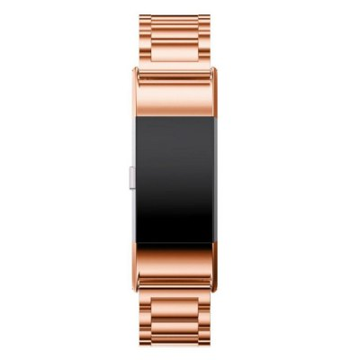 Three Bead Strap for Fitbit Charge 2 Smart WatchWatch Accessories<br>Three Bead Strap for Fitbit Charge 2 Smart Watch<br><br>Color: Black,Gold,Rose Gold,Silver<br>Material: Stainless Steel<br>Package Contents: 1 x Three Bead Strap for Fitbit Charge 2 Smart Watch<br>Package size (L x W x H): 23.00 x 5.00 x 1.80 cm / 9.06 x 1.97 x 0.71 inches<br>Package weight: 0.146 kg<br>Product size (L x W x H): 20.00 x 2.00 x 0.50 cm / 7.87 x 0.79 x 0.2 inches<br>Product weight: 0.085 kg<br>Type: Smart watch / wristband band