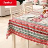 Senhot Christmas Festival Table Cloth deal