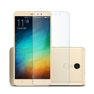 Gocomm Tempered Glass Film for Xiaomi Redmi Note 3 Pro International Version