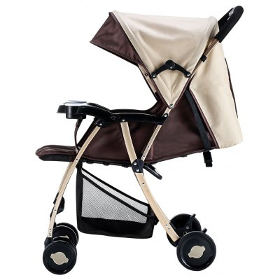 Gland Electronics ST - 611TG Foldable Pram Baby Carriage Infant Stroller