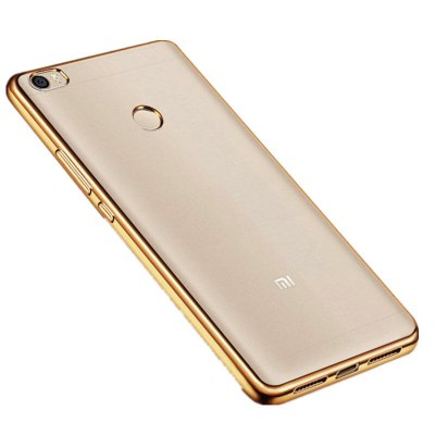 Luanke TPU Soft Protective Case for Xiaomi MaxCases &amp; Leather<br>Luanke TPU Soft Protective Case for Xiaomi Max<br><br>Brand: Luanke<br>Color: Gold,Silver<br>Compatible Model: Xiaomi Max<br>Features: Anti-knock, Back Cover<br>Mainly Compatible with: Xiaomi<br>Material: TPU<br>Package Contents: 1 x Protective Case<br>Package size (L x W x H): 21.00 x 10.50 x 2.50 cm / 8.27 x 4.13 x 0.98 inches<br>Package weight: 0.076 kg<br>Product Size(L x W x H): 17.40 x 9.00 x 0.90 cm / 6.85 x 3.54 x 0.35 inches<br>Product weight: 0.026 kg<br>Style: Transparent
