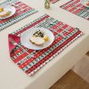 cheap Senhot Christmas Dinner Napkin Table Cloth