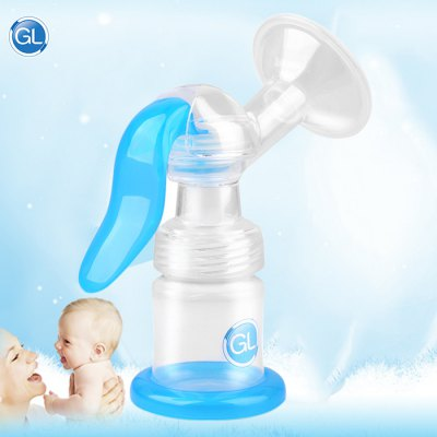 Gland Electronics P - 1 Manual Portable PP Breast Pump