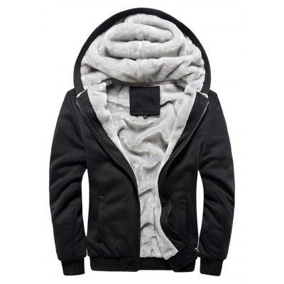 Super Warm Hooded Jacket