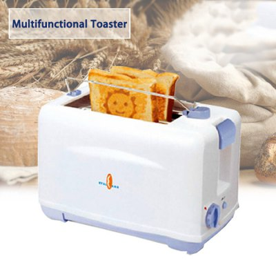 Multifunctional Portable Toaster Bread Maker
