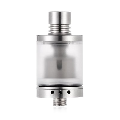 Pico RTA with Single Coil BuildingVapor Styles<br>Pico RTA with Single Coil Building<br><br>Available Color: Silver<br>Coil Quantity: Single coil<br>Material: Acrylic, PEEK, Stainless Steel<br>Overall Diameter: 22mm<br>Package Contents: 1 x Pico RTA, 1 x Adapter Ring, 1 x Screwdriver, 2 x Screw, 2 x Insulated Ring, 1 x O-ring, 1 x Metal Plug<br>Package size (L x W x H): 2.50 x 2.50 x 7.50 cm / 0.98 x 0.98 x 2.95 inches<br>Package weight: 0.060 kg<br>Product size (L x W x H): 2.20 x 2.20 x 4.30 cm / 0.87 x 0.87 x 1.69 inches<br>Product weight: 0.032 kg<br>Tank Capacity: 4.0ml<br>Thread: 510<br>Type: Rebuildable Tanks, Rebuildable Atomizer
