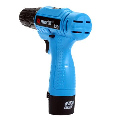 FENG E10S 12V Rechargeable Cordless Electric Screwdriver