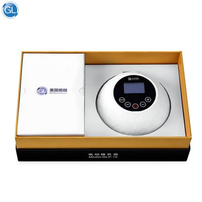 Gland Electronics P - 12 Electric PPBreast Pump for MotherGland Electronics P - 12 Electric PPBreast Pump for Mother<br><br>Brand: Gland Electronics<br>Type: Breast Pump<br>Voltage: 110V<br>Product weight: 1.020 kg<br>Package weight: 1.340 kg<br>Product size (L x W x H): 14.00 x 14.00 x 9.00 cm / 5.51 x 5.51 x 3.54 inches<br>Package size (L x W x H): 31.00 x 19.50 x 11.00 cm / 12.2 x 7.68 x 4.33 inches<br>Package Contents: 1 x Breast Pump, 1 x Adapter, 1 x Milk Bottle, 2 x Silicone Valve, 1 x Bottle Base, 1 x Cover, 1 x Back Flow Protection Tee, 1 x Silicone Pad, 1 x Silicone Pipe, 1 x English User Manual
