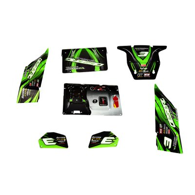 FEIYUE Vehicle Body Shell Set Accessory for FY - 03