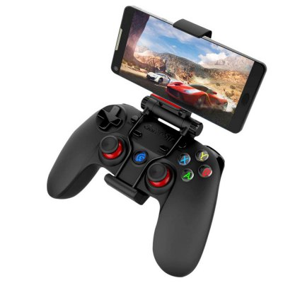 Gamesir Mobile Phone Stand for G3 Game ControllerGame Accessories<br>Gamesir Mobile Phone Stand for G3 Game Controller<br><br>Brands: Gamesir<br>Game Accessories Type: Accessory Kits<br>Material: PC<br>Package Contents: 1 x Gamesir Mobile Phone Stand, 1 x English and Chinese User Manual<br>Package size: 11.00 x 6.00 x 6.00 cm / 4.33 x 2.36 x 2.36 inches<br>Package weight: 0.059 kg<br>Product size: 9.00 x 5.00 x 6.00 cm / 3.54 x 1.97 x 2.36 inches<br>Product weight: 0.043 kg