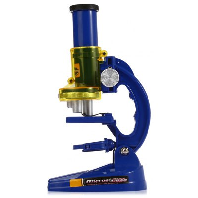 Microscope Kit for Children Early Studying Education