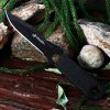 best 4pcs Stainless Steel Fixed Blade Knife with Storage Bag