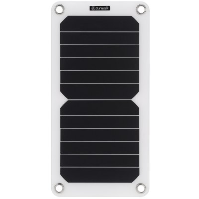 SUNWALK 6.5W Outdoor High-effect Solar Charger Panel