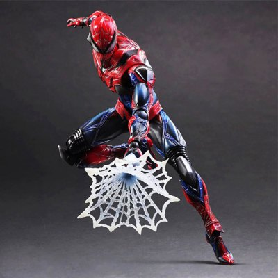 9.84 inch PVC + ABS Action Figure