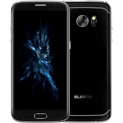 Bluboo Edge Android 6.0 5.5 inch 4G Phablet TOP 5 telefoane chinezesti in 2016 cu display edge to edge
