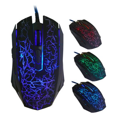 Beitas X8 USB Wired Optical Gaming Mouse