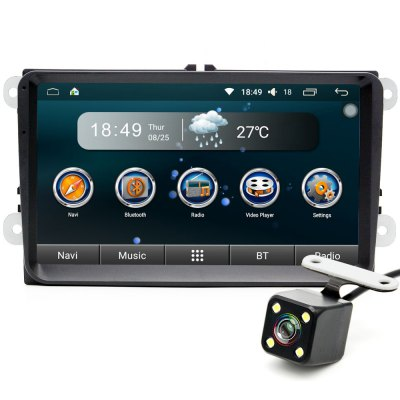 SFT - 9VW Car DVD Player with Rearview Camera