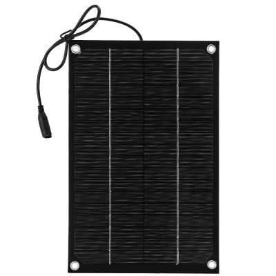 SUNWALK 6W 18V Monocrystalline Silicon Solar Charger Panel