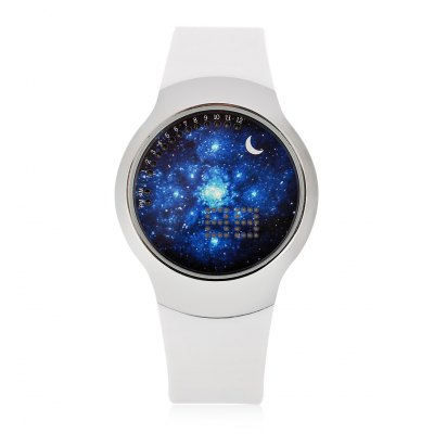 Jijia Fashion LED Touch Screen WatchLED Watches<br>Jijia Fashion LED Touch Screen Watch<br><br>Available Color: Black,Blue,Pink,White<br>Band material: Silicone, Silicone<br>Band size: 26 x 2 cm / 10.24 x 0.79 inches , 26 x 2 cm / 10.24 x 0.79 inches<br>Brand: Jijia<br>Case material: Alloy, Alloy<br>Dial size: 4 x 4 x 1 cm / 1.57 x 1.57 x 0.39 inches , 4 x 4 x 1 cm / 1.57 x 1.57 x 0.39 inches<br>Display type: Digital<br>Hour formats: 12 Hour<br>Movement type: Digital watch<br>Package Contents: 1 x Jijia LED Touch Screen Watch, 1 x Box , 1 x Jijia LED Touch Screen Watch, 1 x Box<br>Package size (L x W x H): 8.60 x 8.00 x 5.30 cm / 3.39 x 3.15 x 2.09 inches, 8.60 x 8.00 x 5.30 cm / 3.39 x 3.15 x 2.09 inches<br>Package weight: 0.116 kg, 0.116 kg<br>People: Female table,Male table<br>Product size (L x W x H): 26.00 x 4.00 x 1.00 cm / 10.24 x 1.57 x 0.39 inches, 26.00 x 4.00 x 1.00 cm / 10.24 x 1.57 x 0.39 inches<br>Product weight: 0.056 kg, 0.056 kg<br>Shape of the dial: Round<br>Special features: Date, Date<br>Watch style: Fashion<br>Water resistance : 30 meters, 30 meters<br>Wearable length: 17.5 - 22.5 cm / 6.89 - 8.86 inches , 17.5 - 22.5 cm / 6.89 - 8.86 inches
