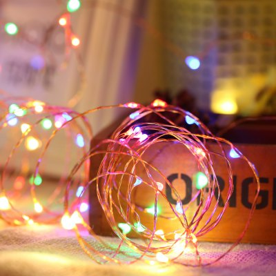 Bendable Copper Wire Fairy Lights Festival Seasonal LightingChristmas Supplies<br>Bendable Copper Wire Fairy Lights Festival Seasonal Lighting<br><br>Package Contents: 1 x LED String Light, 1 x US Plug Adapter, 1 x Control Box, 1 x Remote Controller ( with Button Battery )<br>Package size (L x W x H): 20.00 x 8.00 x 6.00 cm / 7.87 x 3.15 x 2.36 inches<br>Package weight: 0.176 kg<br>Product size (L x W x H): 19.00 x 7.00 x 5.00 cm / 7.48 x 2.76 x 1.97 inches<br>Product weight: 0.044 kg